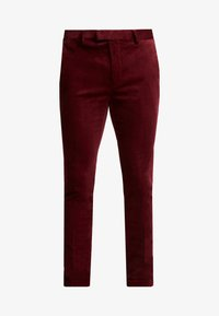 Topman - Kalhoty - red - 3