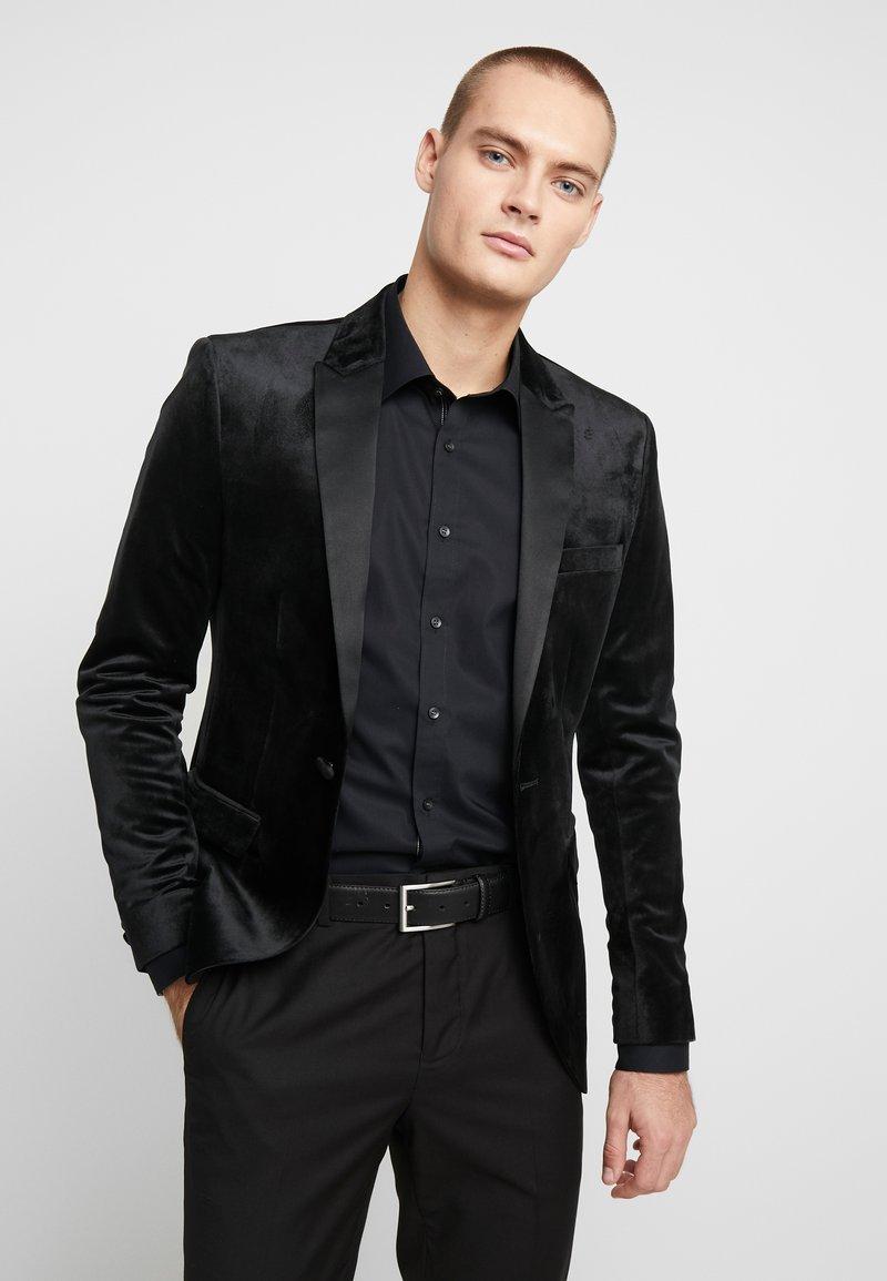 Topman - Giacca elegante - black
