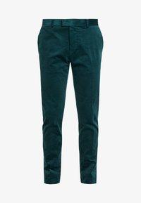 Topman - ALIST  - Pantaloni - green - 4