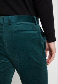 Topman - ALIST  - Pantaloni - green - 5