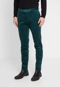 Topman - ALIST  - Pantaloni - green - 0
