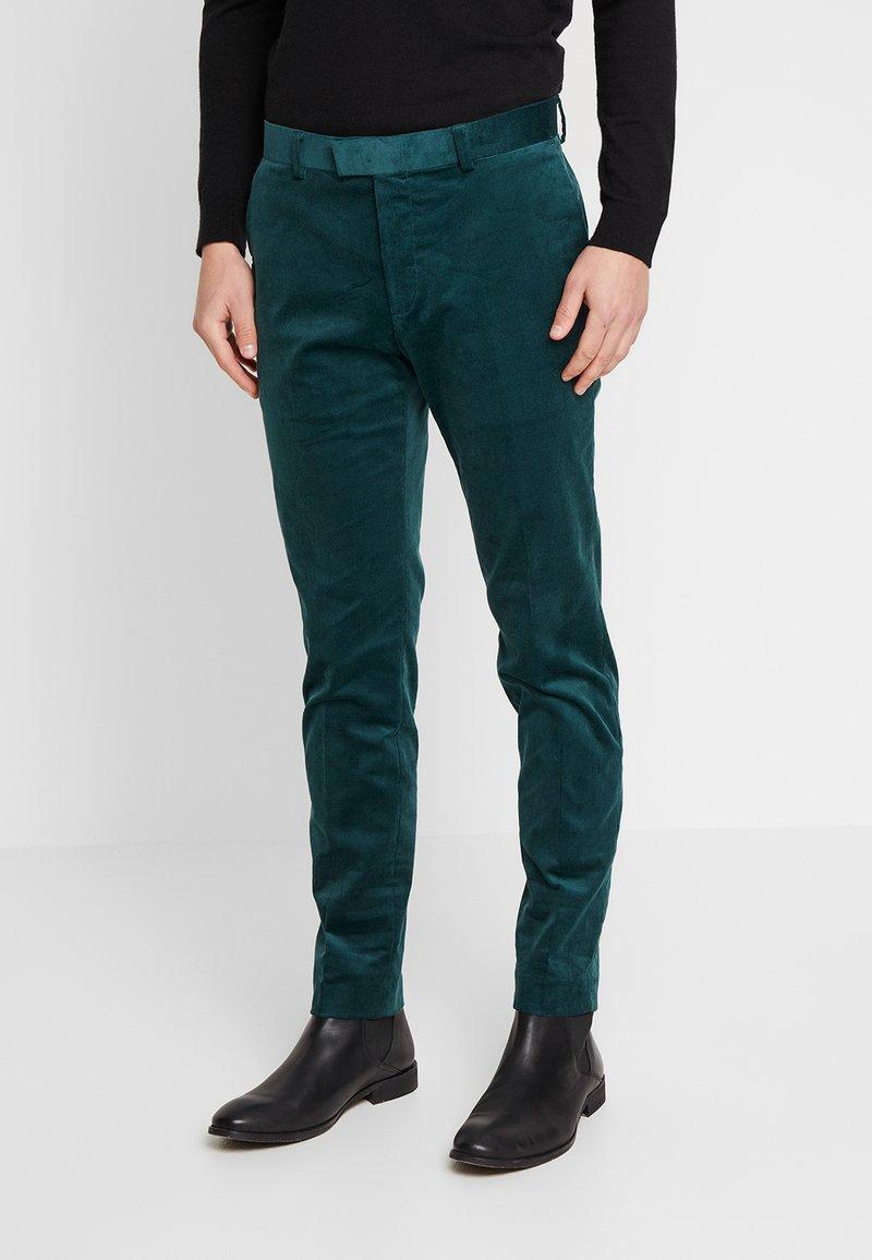 Topman - ALIST  - Pantaloni - green