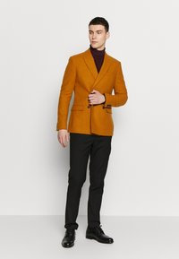 Topman - Blazer jacket - camel - 1