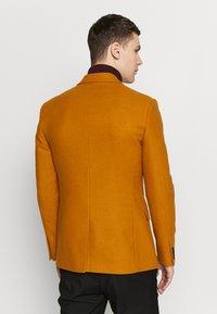 Topman - Blazer jacket - camel - 2