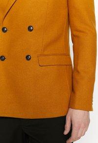 Topman - Blazer jacket - camel - 5