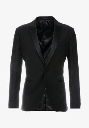 COREY TUX - Veste de costume - black