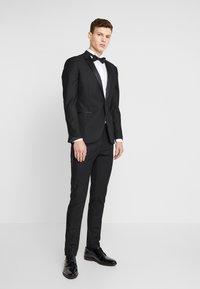 Topman - COREY - Pantalon de costume - black - 1