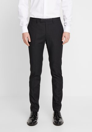 COREY - Pantalon de costume - black