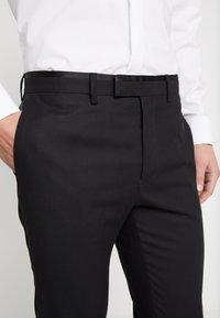 Topman - COREY - Pantalon de costume - black - 5