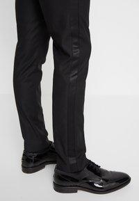 Topman - COREY - Pantalon de costume - black - 3
