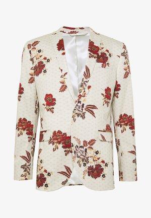 EIDELIC JACKET - Suit jacket - stone