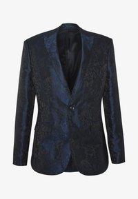 Topman - Giacca elegante - dark blue - 0
