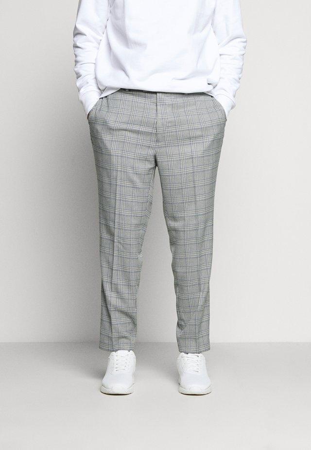 LUTHER - Pantaloni eleganti - grey