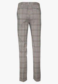 Topman - Pantaloni eleganti - stone - 1