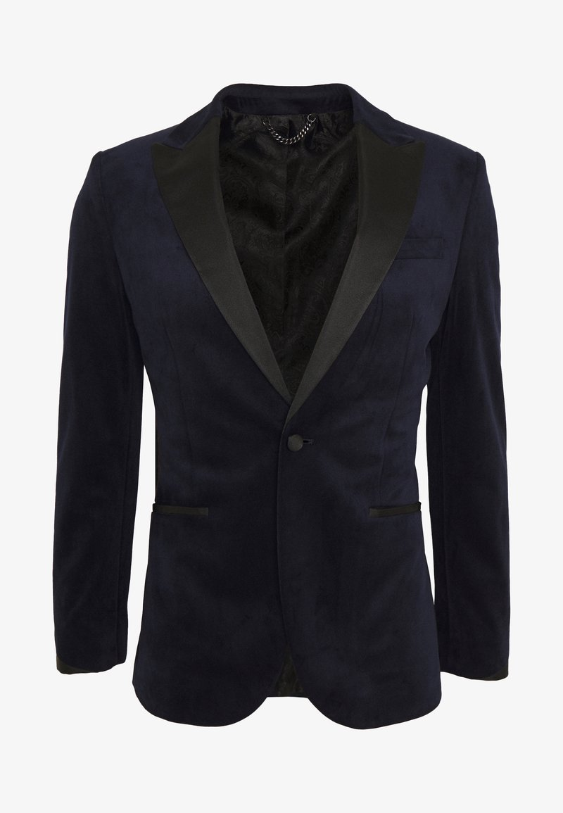 Topman - Suit jacket - dark blue