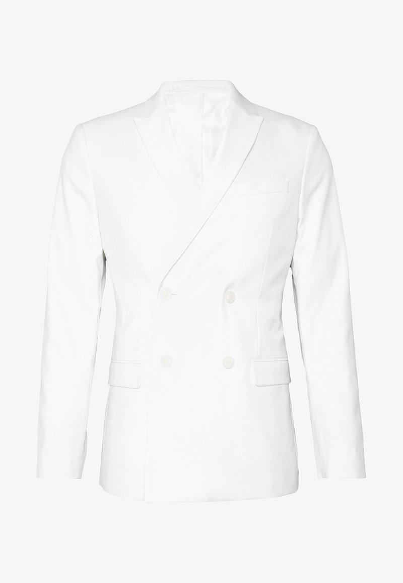 Topman - Suit jacket - white