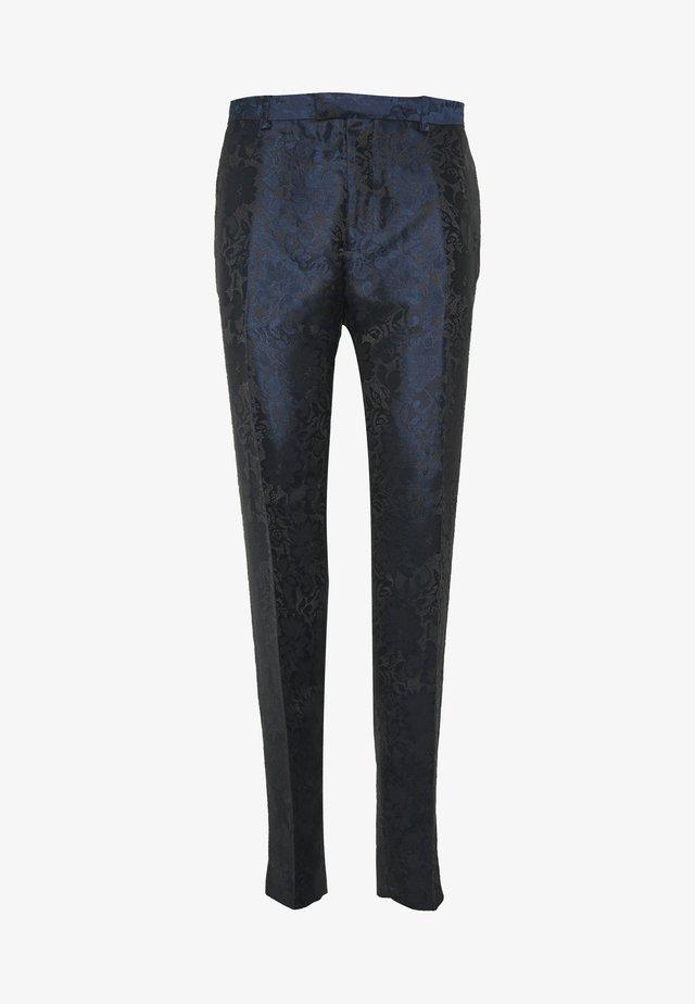 PARIS  - Pantaloni - dark blue