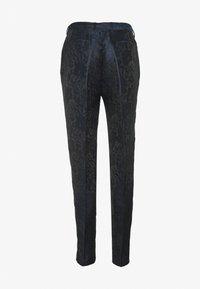 Topman - PARIS  - Trousers - dark blue - 1