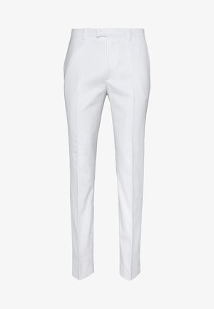 Pantalon de costume - white