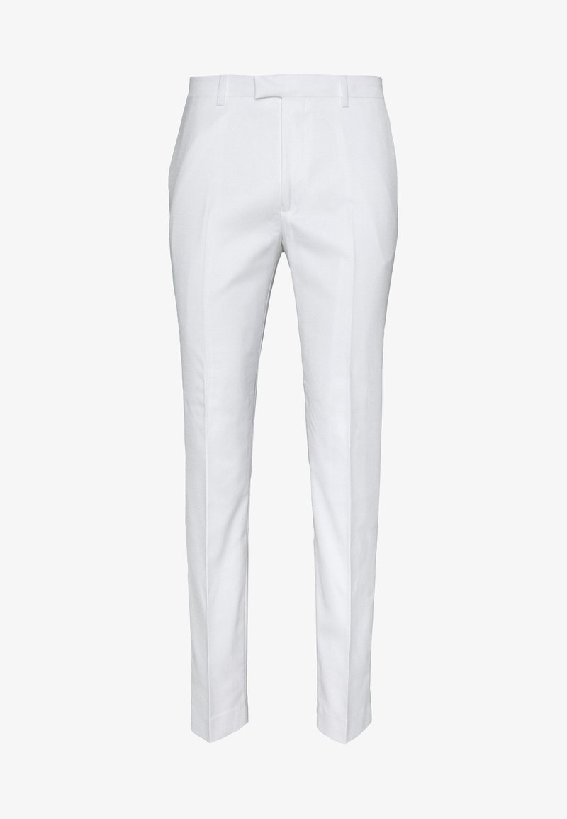 Topman - Suit trousers - white