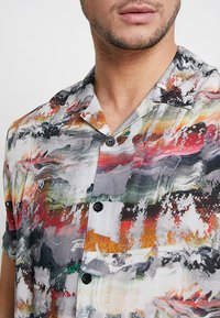 Topman - RICH TEXTURE - Camicia - multi-coloured - 5