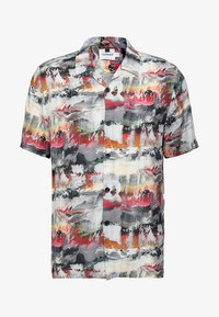 Topman - RICH TEXTURE - Camicia - multi-coloured - 4