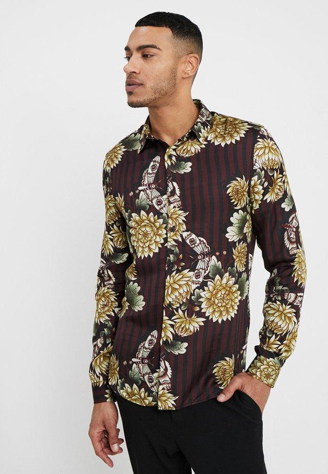 PREM CHRYS MOTH - Camicia - multi-coloured