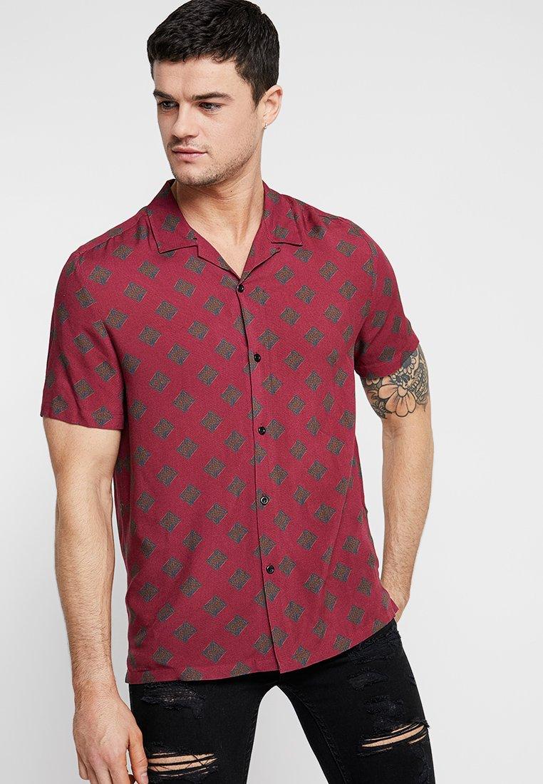 Topman - GEO - Shirt - red