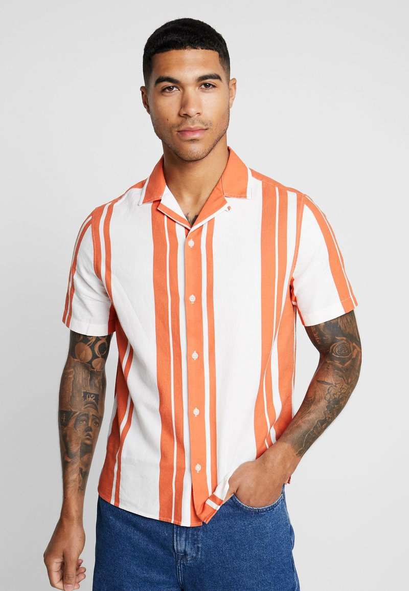 Topman - Camicia - orange