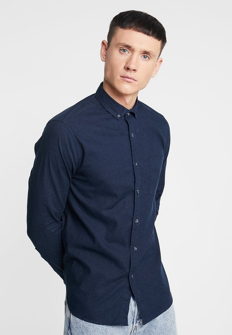 Topman - Shirt - navy