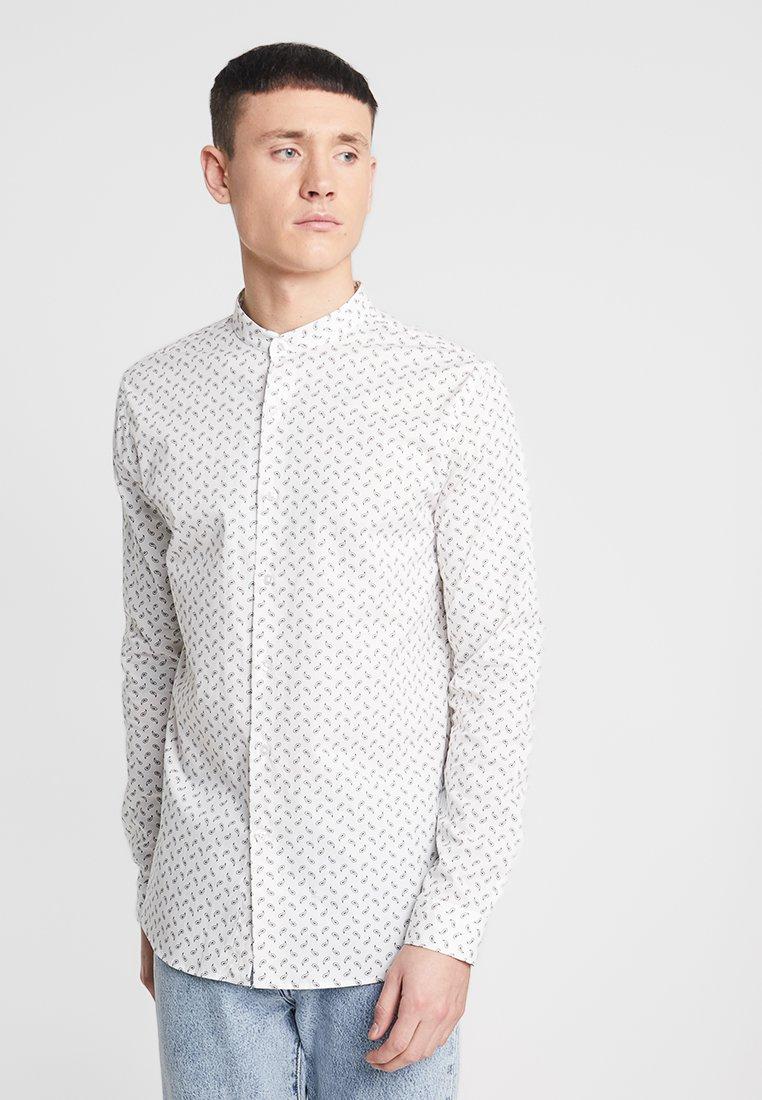 Topman - DITSY GRANDAD - Camisa - white