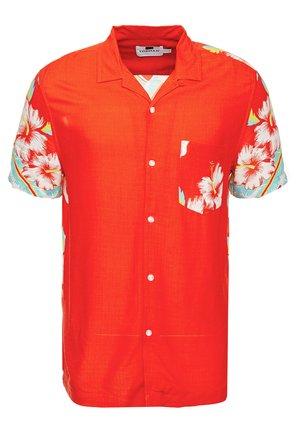 HAWAIIAN LADY - Skjorter - red