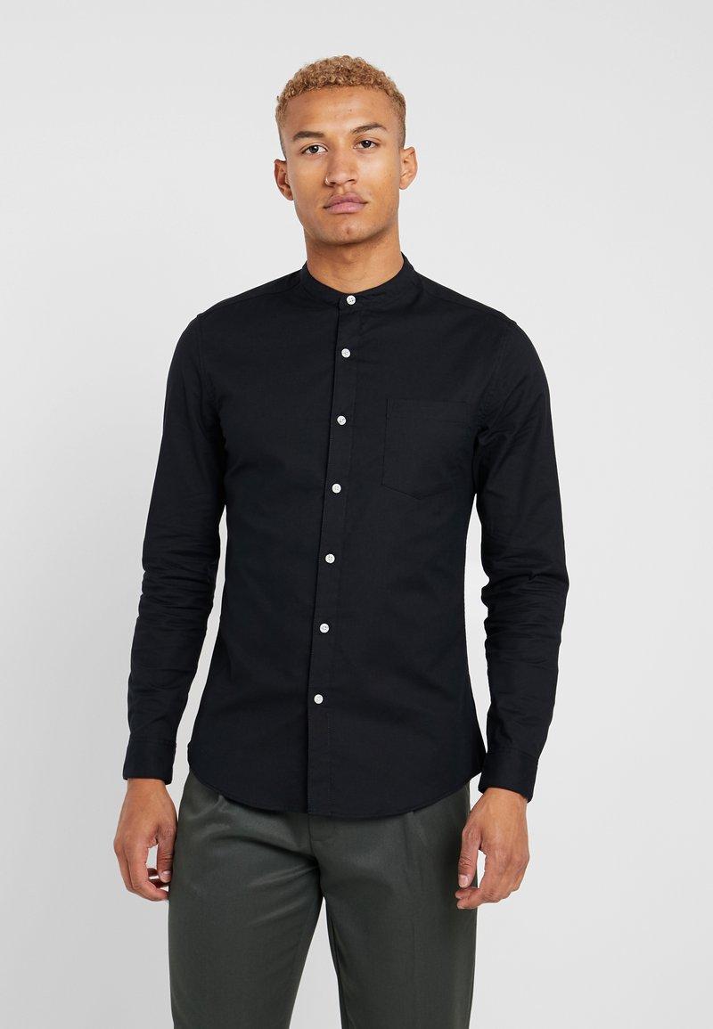 Topman - OXFORD - Skjorter - black