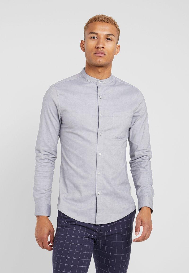 Topman - OXFORD - Hemd - light grey