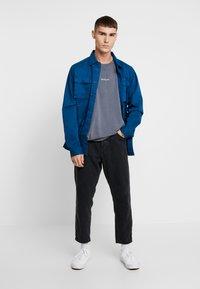Topman - WORKWAER  - Lett jakke - blue - 1
