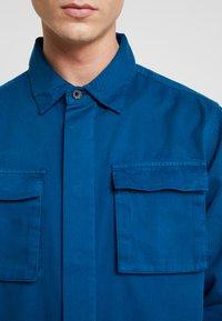 Topman - WORKWAER  - Lett jakke - blue - 5