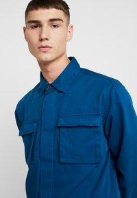 Topman - WORKWAER  - Lett jakke - blue - 3
