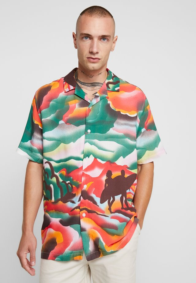 URFER PRINT - Camicia - multi-coloured