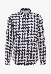Topman - DOGTOOTH - Overhemd - grey - 4