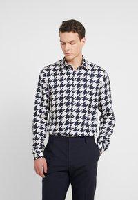 Topman - DOGTOOTH - Overhemd - grey - 0