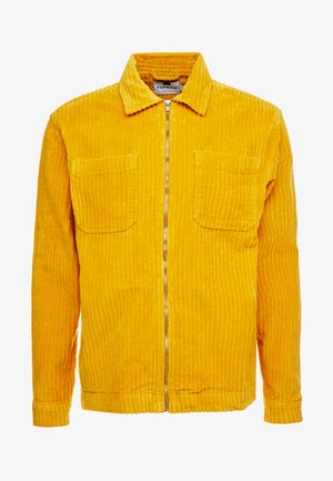 JUMBO ZIP - Camicia - yellow