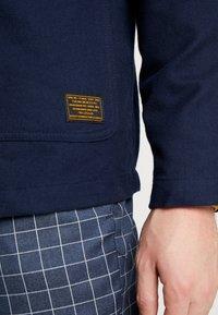 Topman - Shirt - navy - 4
