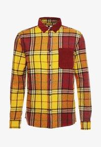 Topman - Shirt - mustard - 4