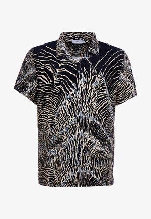 ZEBRA PLACEMENT REVERE - Shirt - black