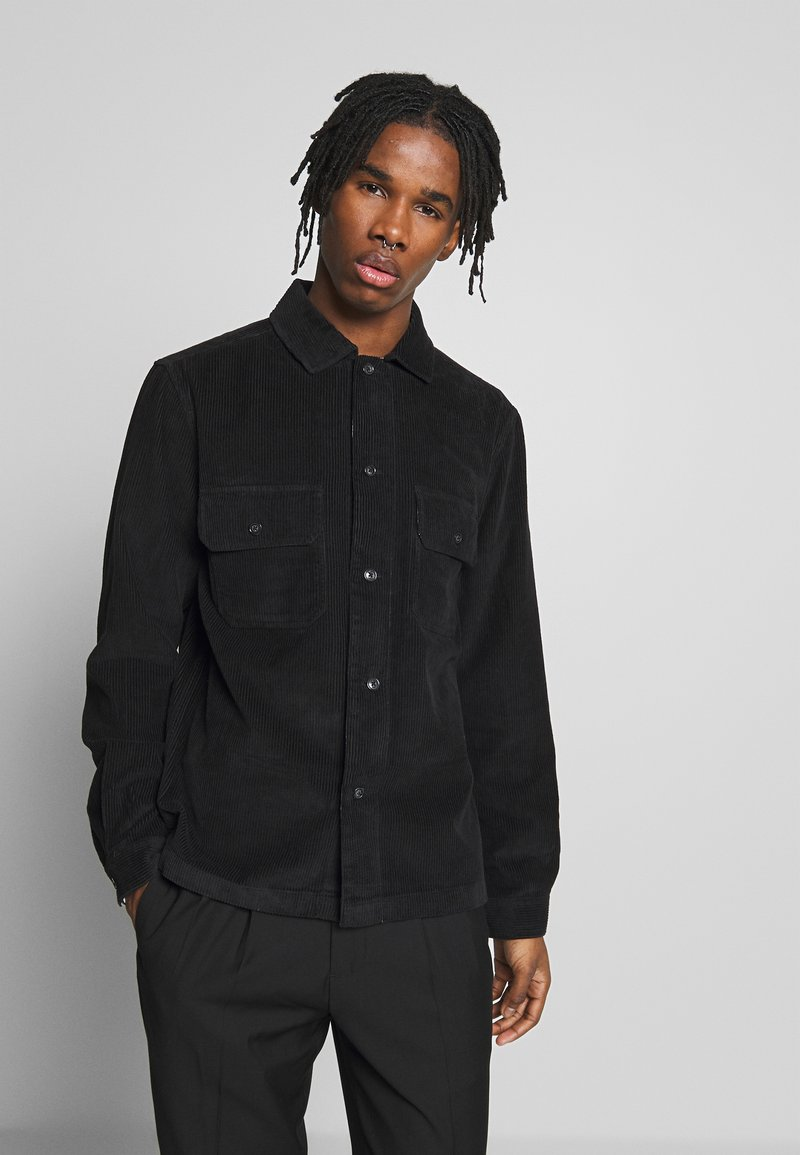 Topman - WALE - Shirt - black