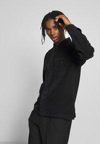 Topman - WALE - Shirt - black - 3