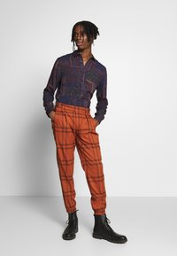 Topman - PAISLEY PATCHWORK - Skjorta - multi-coloured - 1