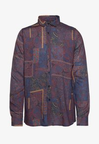 Topman - PAISLEY PATCHWORK - Overhemd - multi-coloured