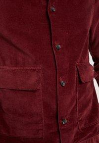 Topman - BURG CROP  - Skjorte - burgundy - 5