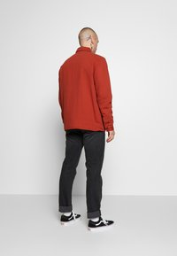 Topman - QUILTED POPPER - Jas - tobacco - 2